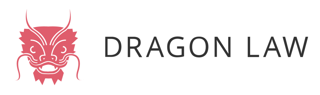 dragonlaw-logo-red-gray