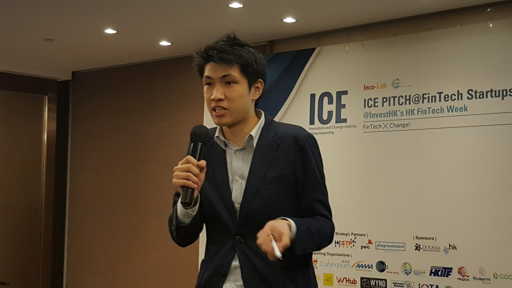Dr Data Ng shared his experience in Technopreneurship and education in Hong Kong