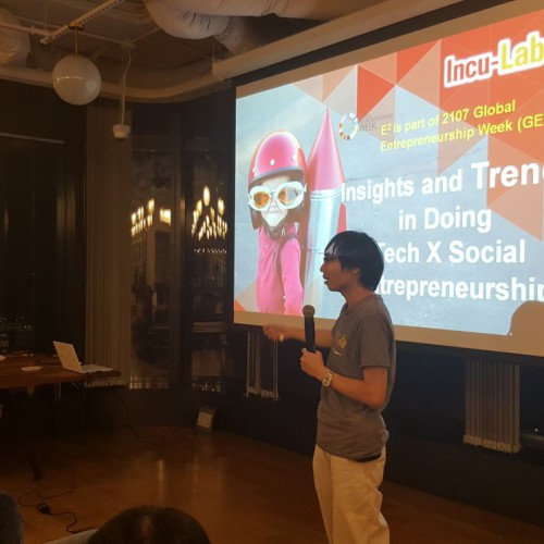 [EVENT REVIEW] E2: Insights and Trends in Doing Tech X Social Entrepreneurship