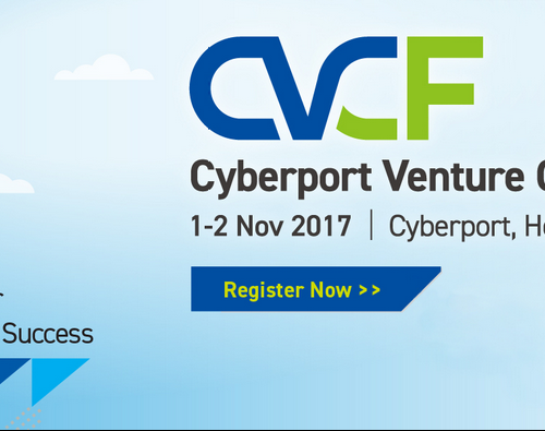 Incu-Lab as supporting organization at Cyberport Venture Capital Forum 2017