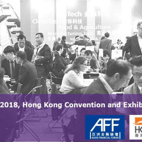 Incu-Lab as Collaborator with Asian Financial Forum (AFF) – Deal Flow Matchmaking Session