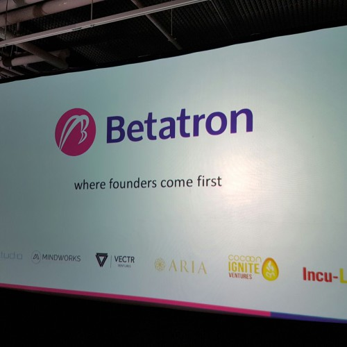 [EVENT REVIEW]  BETATRON DEMO DAY